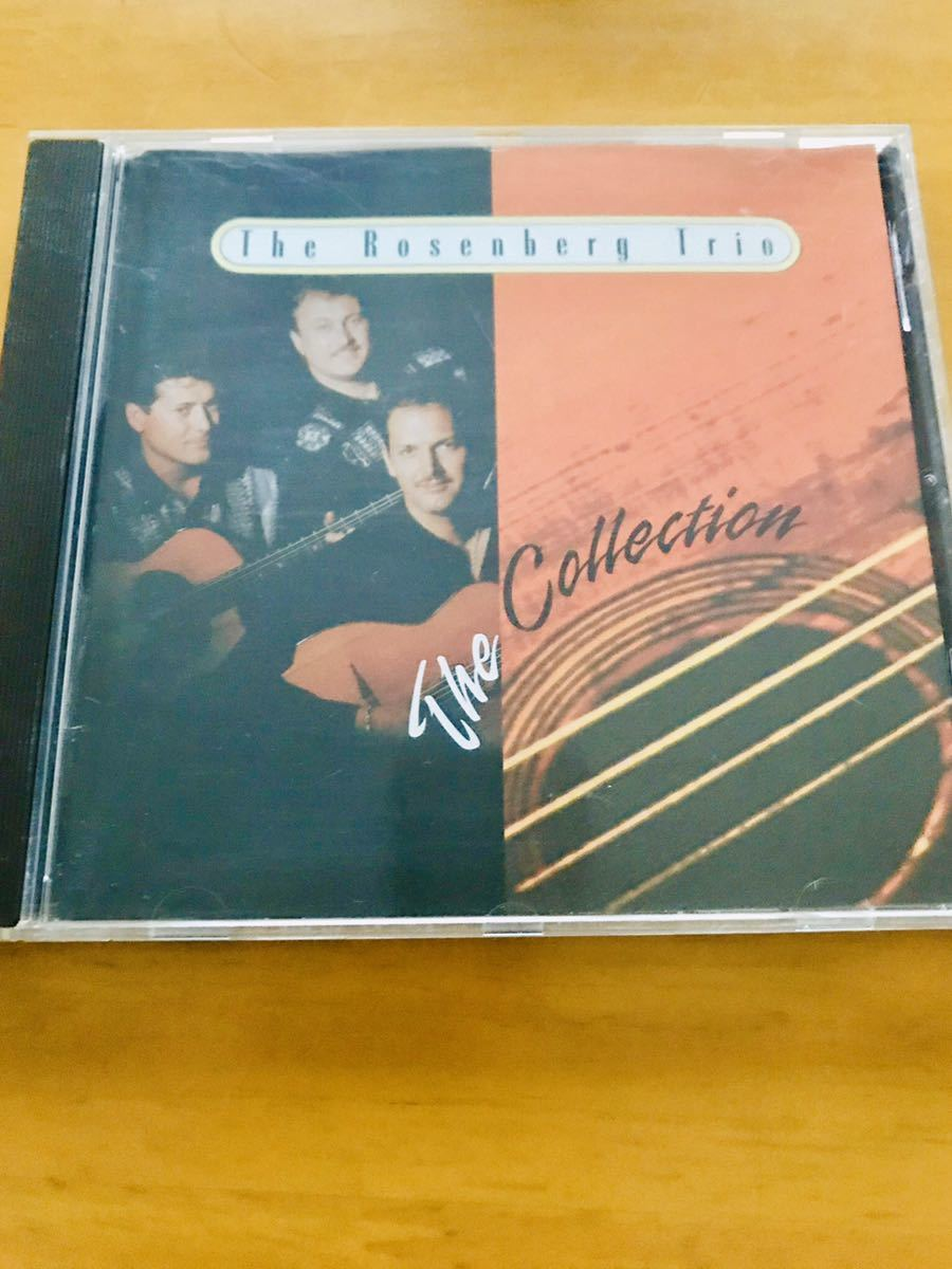 THE ROSENBERG TRIO / THE COLLECTION 輸入盤CD ジプシー スィング_画像1