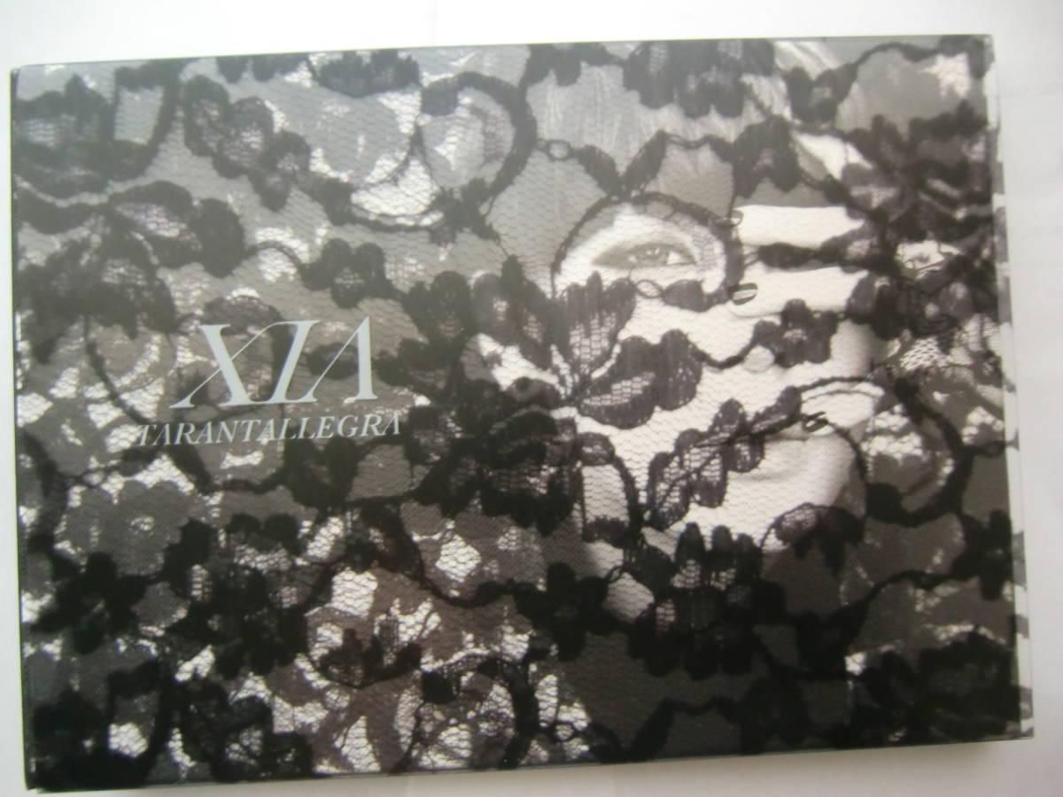 CD 1集 JYJ キム・ジュンス XIA シア TARANTALLEGRA Import盤(韓国盤)_画像1