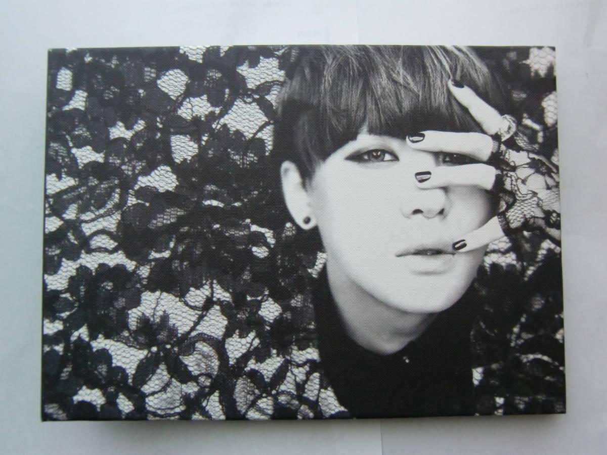 CD 1集 JYJ キム・ジュンス XIA シア TARANTALLEGRA Import盤(韓国盤)_画像2