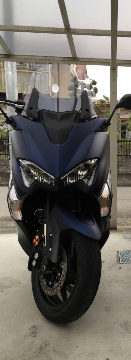 「ヤマハT-MAX530 DX」の画像1
