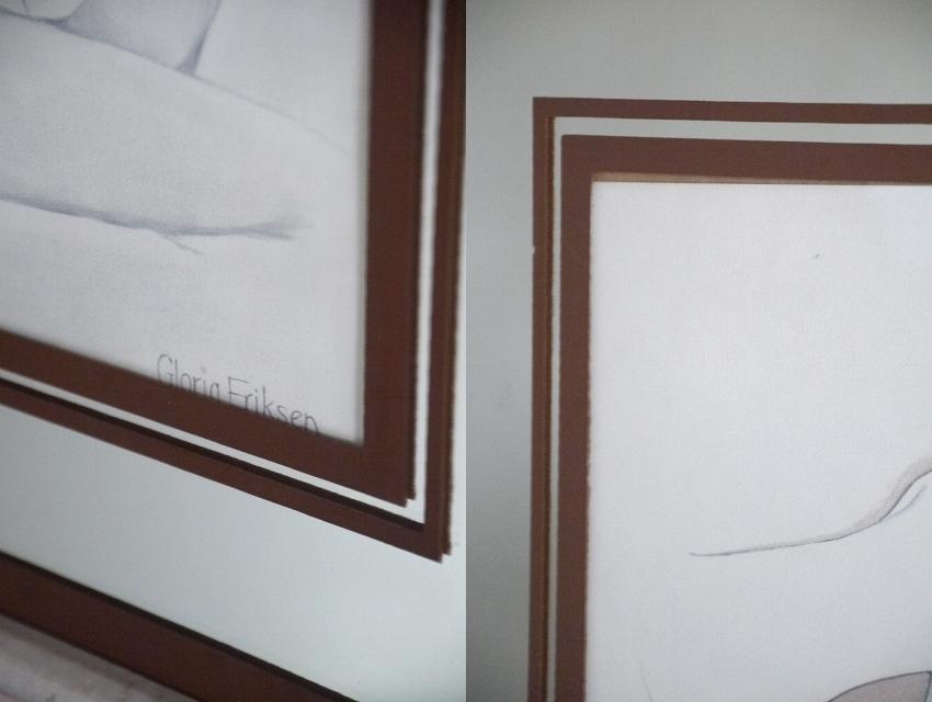 アンティーク女性デザインウォールデコビンテージコレクタブルディスプレイデコレーションアメリカパネル雑貨USA什器作品アートインテリア_画像4