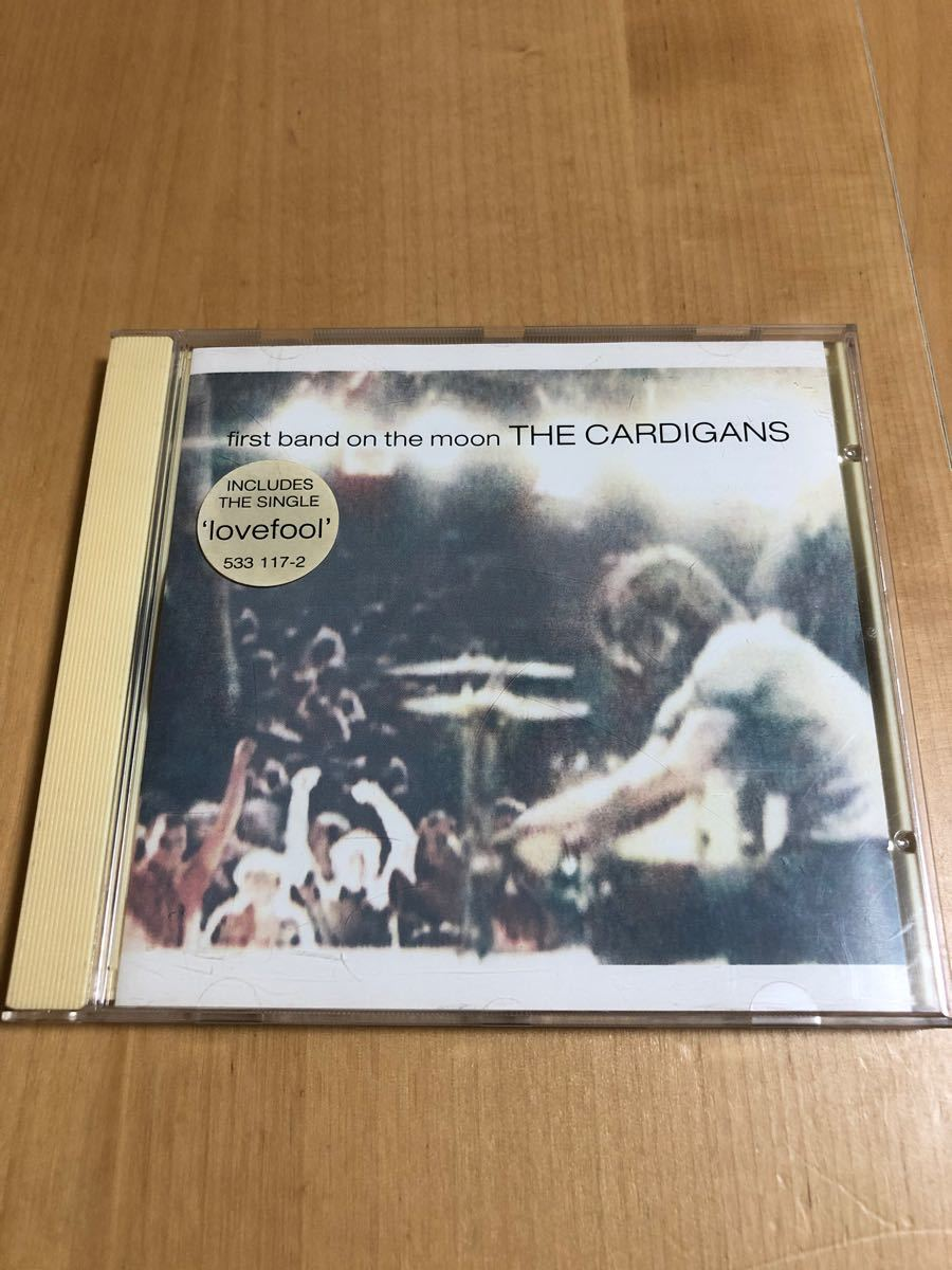 The Cardigans/first band on the moon