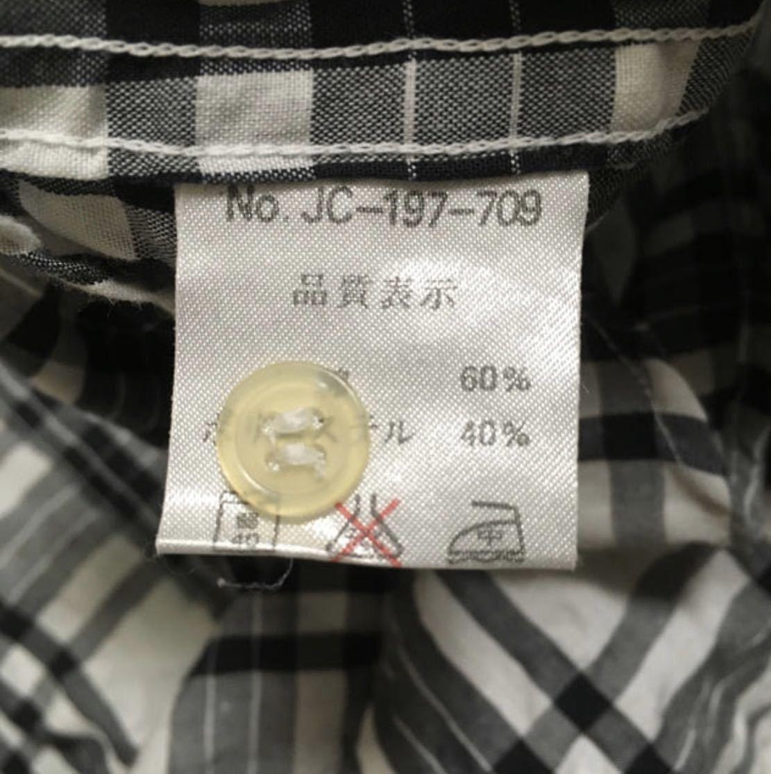メンズ チェックシャツ*柄シャツ*薄手シャツ*LL 大きいサイズ*羽織り☆ゆうパケット送料無料!