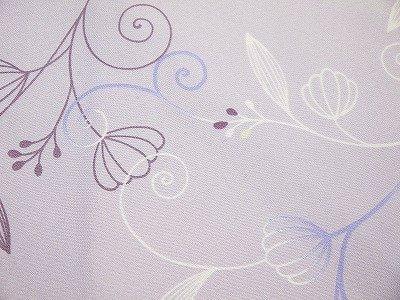 仕立上り 洗える着物 小紋袷 高級感あふれる変わり織り合繊着物 no.304 L寸(新) /装美_画像4