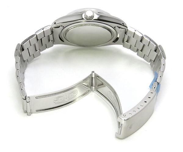 送料無料 ロレックス オイスターデイト プレシジョン 6694 手巻き アンティーク メンズ腕時計 O.H. 仕上げ済 逸品質屋 ROLEX_画像4