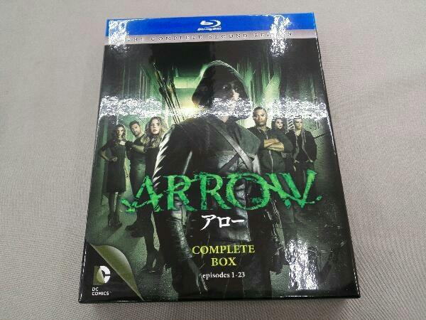 ARROW/アロー<セカンド・シーズン>コンプリート・ボックス(Blu-ray Disc)/スティーブン・アメル_画像1