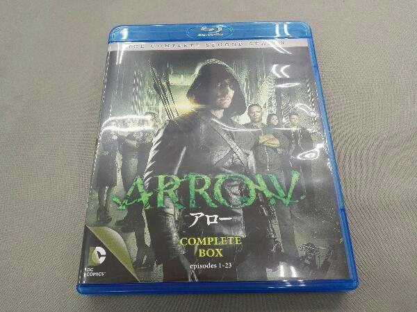 ARROW/アロー<セカンド・シーズン>コンプリート・ボックス(Blu-ray Disc)/スティーブン・アメル_画像4