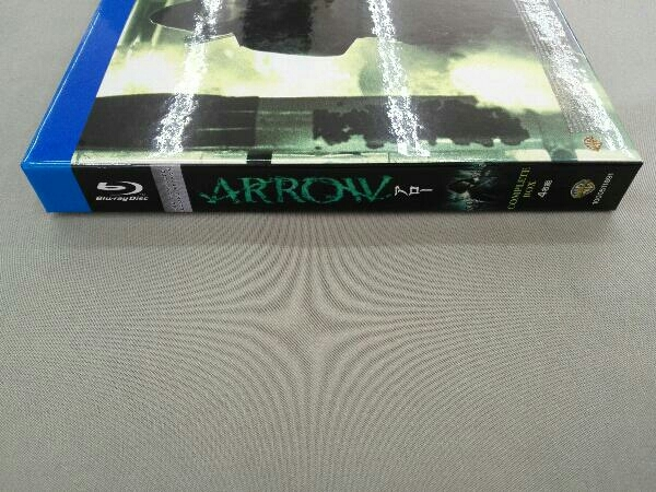 ARROW/アロー<セカンド・シーズン>コンプリート・ボックス(Blu-ray Disc)/スティーブン・アメル_画像3