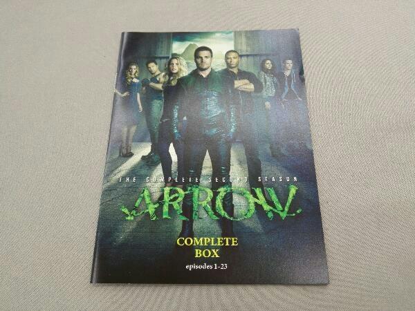 ARROW/アロー<セカンド・シーズン>コンプリート・ボックス(Blu-ray Disc)/スティーブン・アメル_画像7