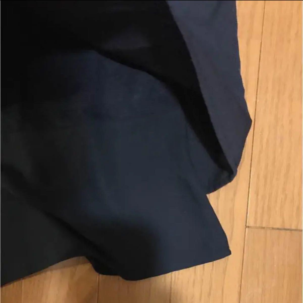 カットソー  紺色 ル ジュン トップス 半袖