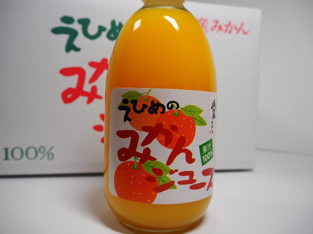 地元道の駅でも販売しています!!愛媛県産果汁100%えひめみかんジュース500mlx12本入_画像2