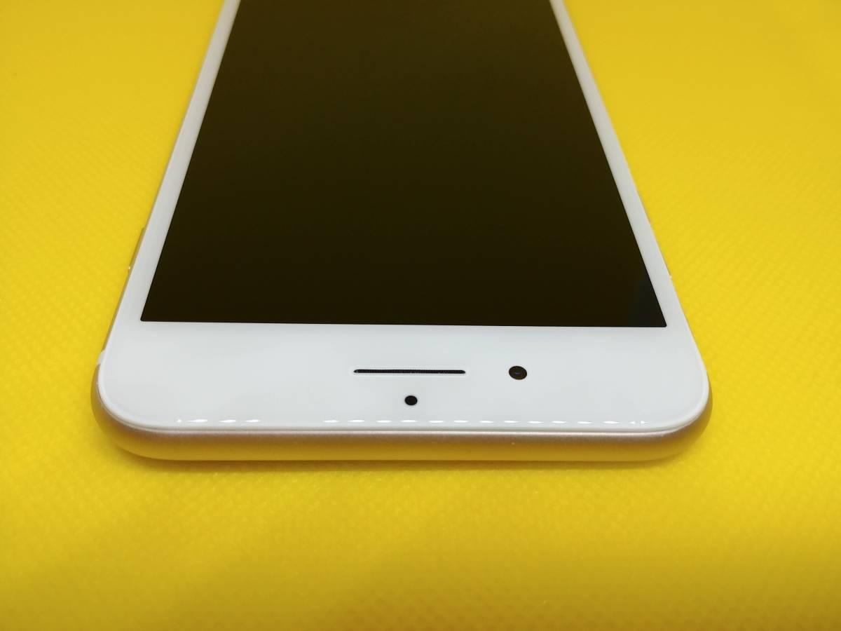 【美品】iPhone7 Plus 128GB SIMフリー (SIMロック解除済み) ゴールド docomo_画像3