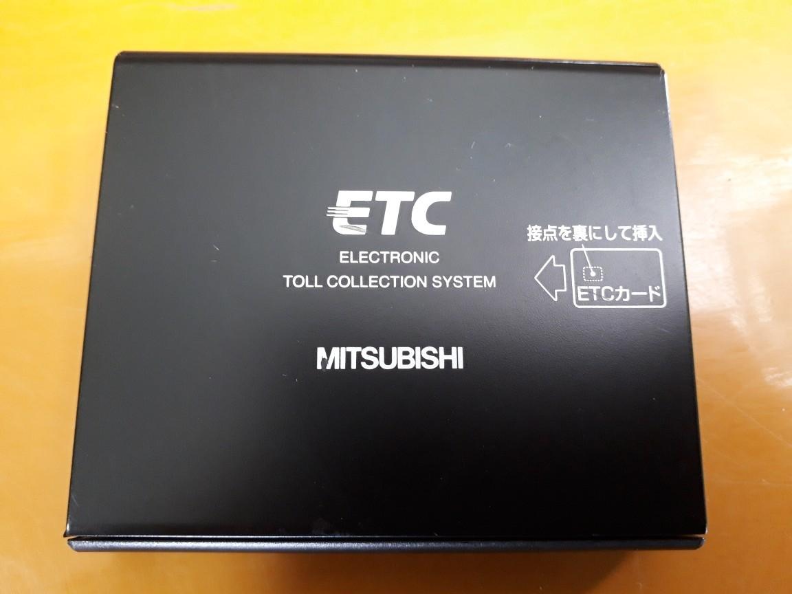 ETC MITSUBISHI アンテナ一体型 ④_画像5