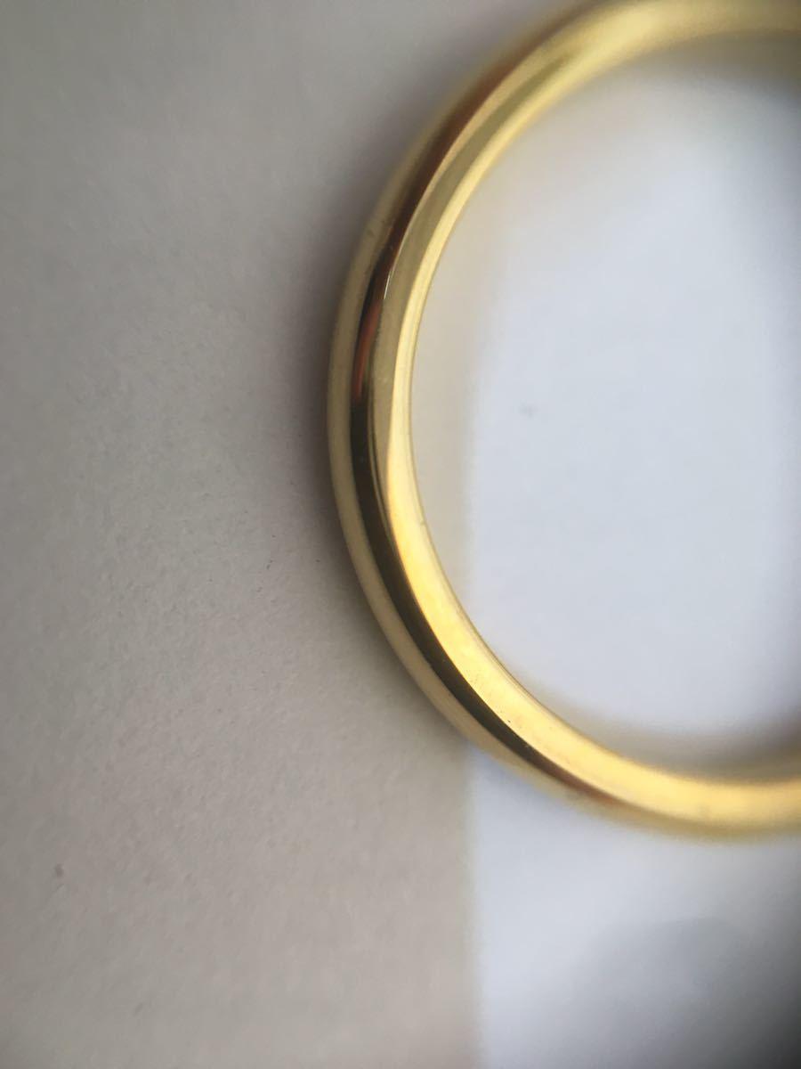 VanCleefArpels ヴァンクリーフ&アーペル 47号 指輪 750_画像6