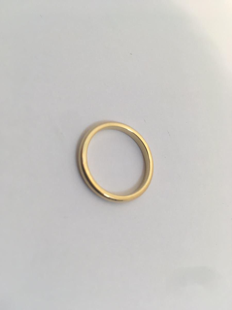 VanCleefArpels ヴァンクリーフ&アーペル 47号 指輪 750_画像1