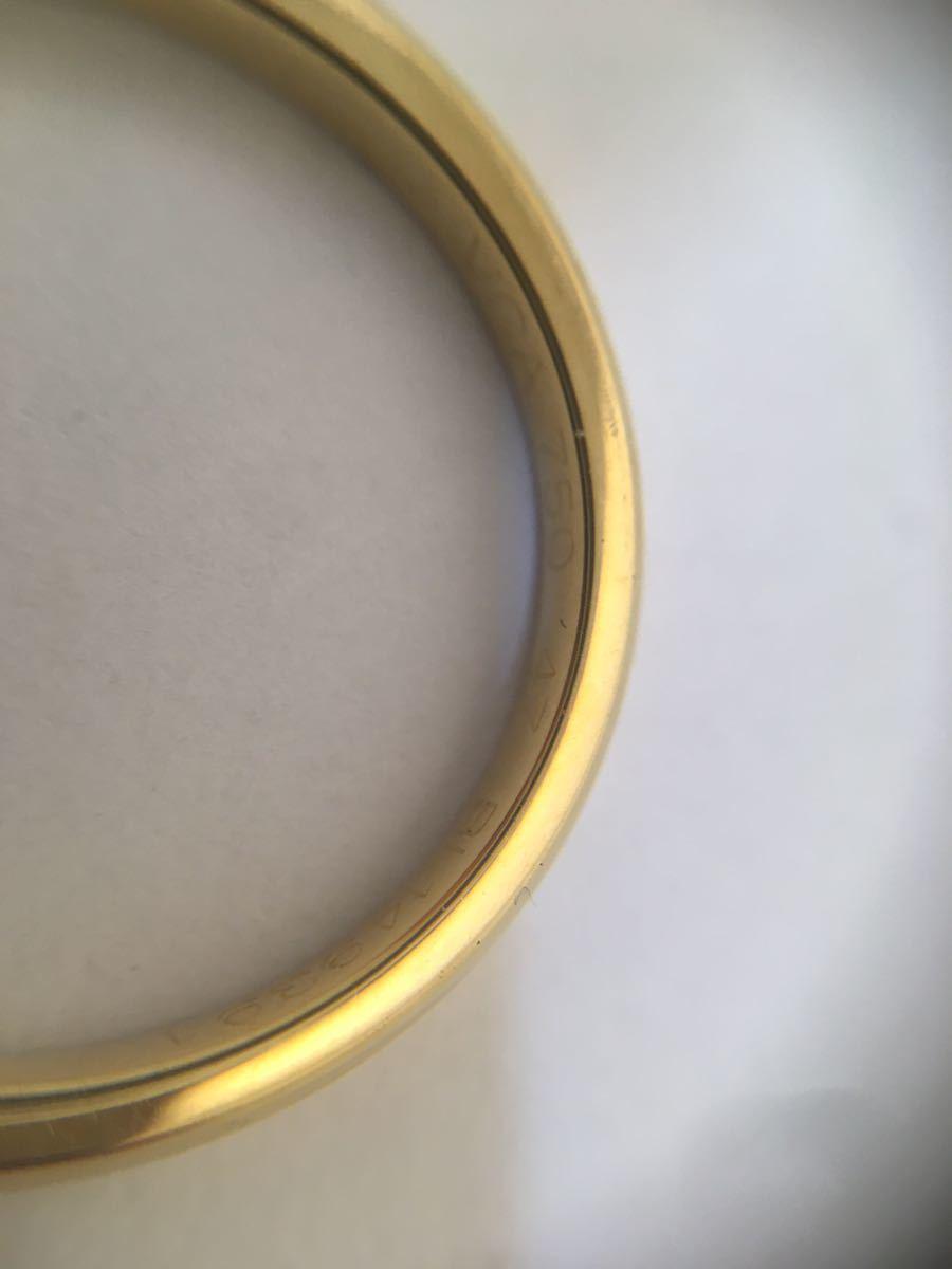VanCleefArpels ヴァンクリーフ&アーペル 47号 指輪 750_画像4
