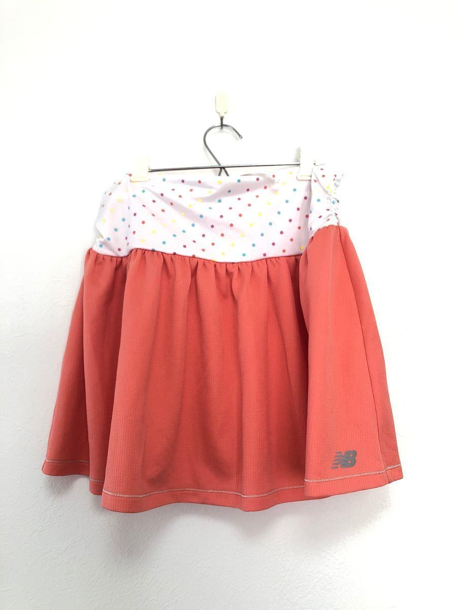【ニューバランス】ランニングスカート