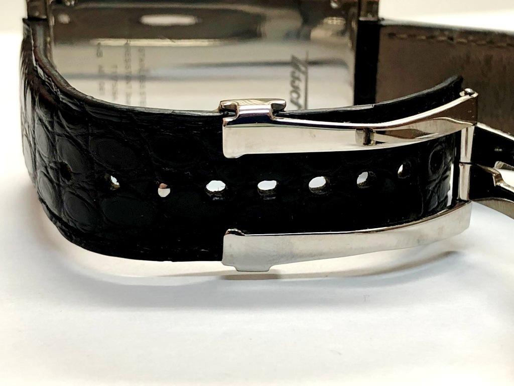 ☆TISSOT/ティソ バナナウォッチ ヘリテージ T117509A メンズ腕時計《稼働/中古品》☆ _画像10