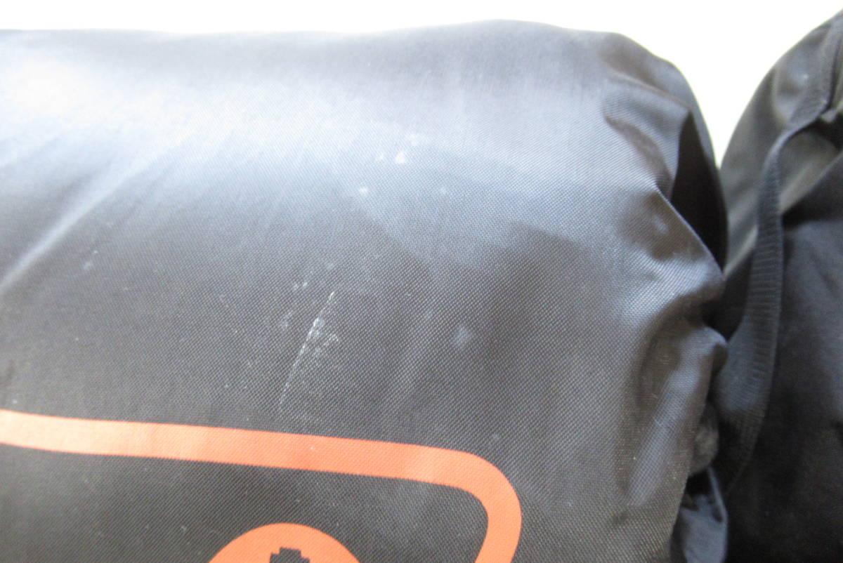 コールマン Coleman シュラフ 寝袋 シングル 2点セット 封筒型 キャンプ アウトドア 車中泊_画像7