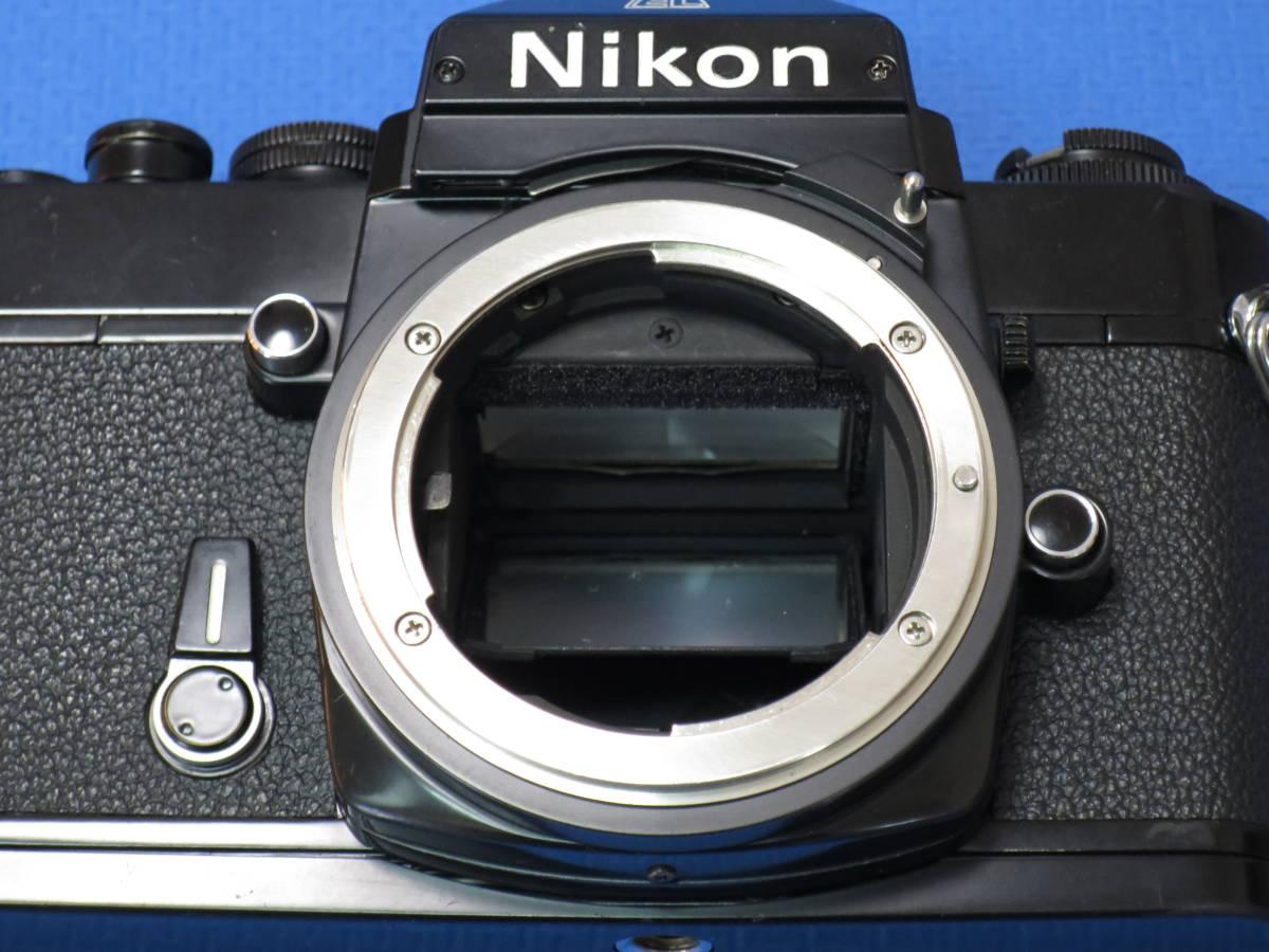 ★ 希少珍品 ★ ニコン ♪ Nikon EL 黒 ボディーのみ ★_画像7