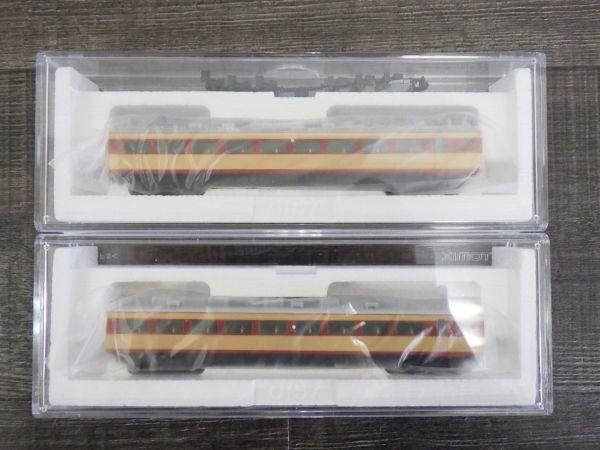 未使用 未走行 TOMIX トミックス 92426 92427 92428 国鉄 485 300系 特急電車 基本 増結 3点セット 鉄道模型 Nゲージ 電車 AAA /D4-6039_画像5