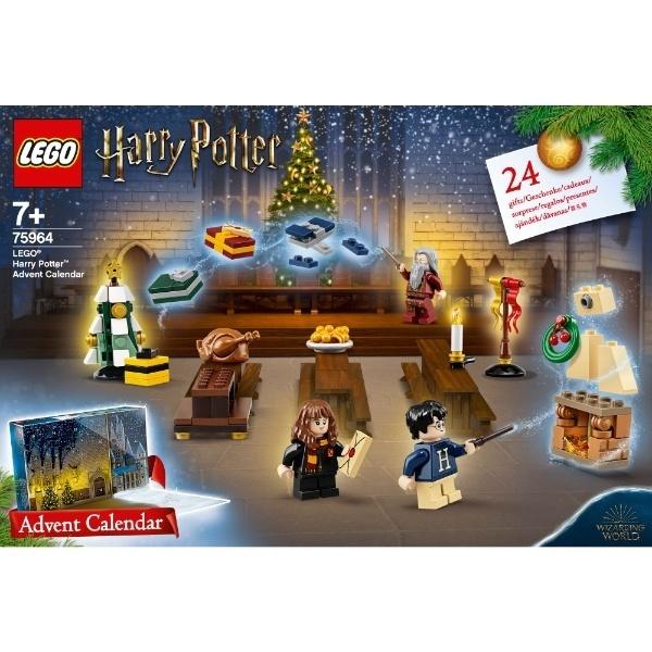 新品 送料無料 送料込 レゴ(LEGO) ハリーポッター 2019 アドベントカレンダー 75964_画像1