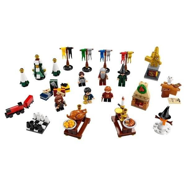 新品 送料無料 送料込 レゴ(LEGO) ハリーポッター 2019 アドベントカレンダー 75964_画像2