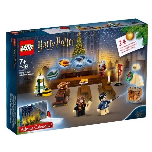 新品 送料無料 送料込 レゴ(LEGO) ハリーポッター 2019 アドベントカレンダー 75964_画像3