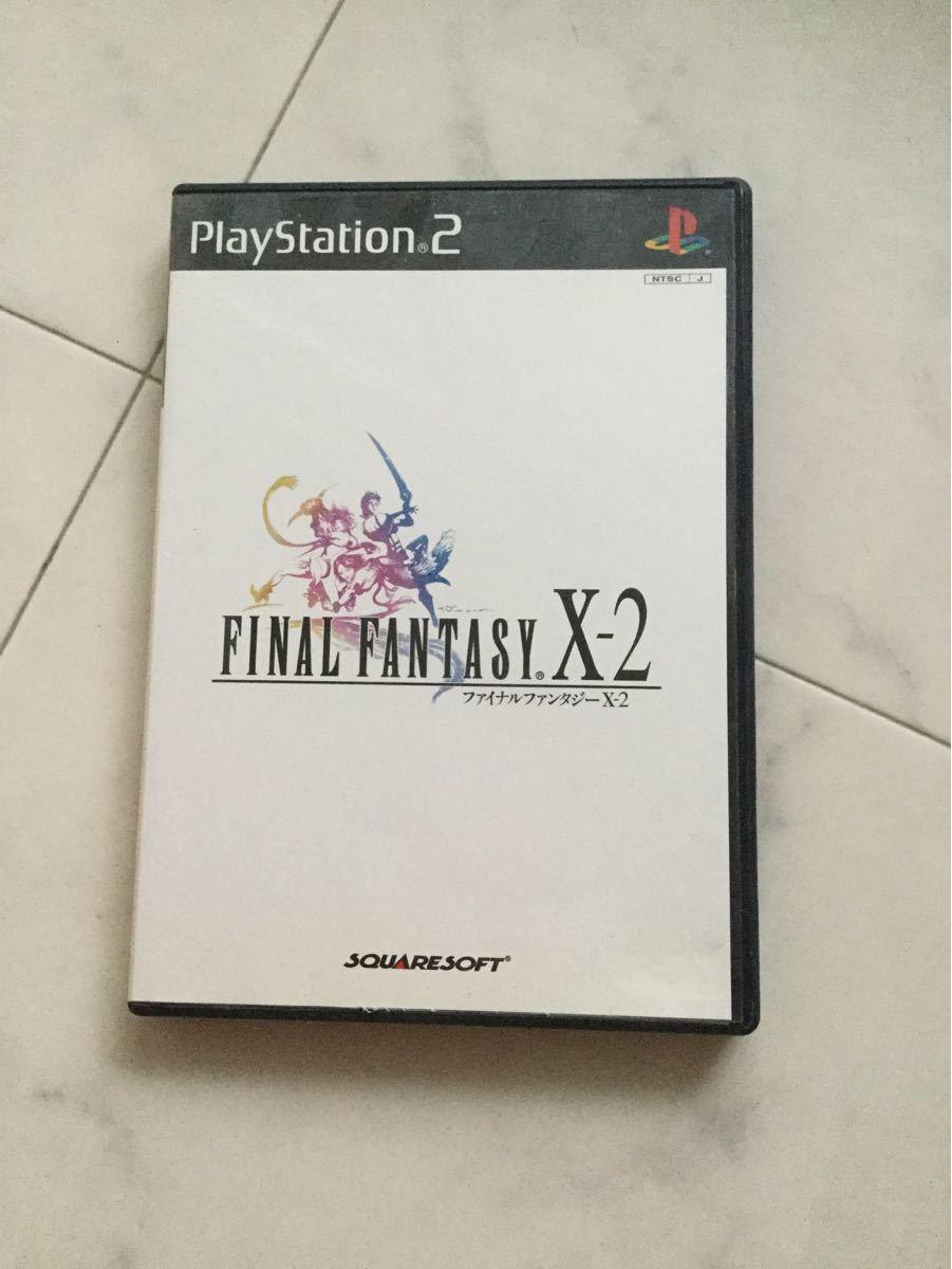 ファイナルファンタジーX−2