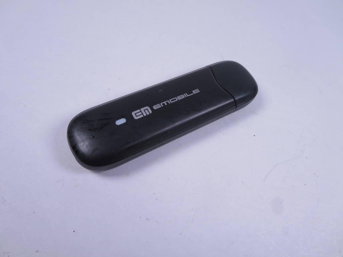 收 イーモバイル EM EMOBILE 携帯型無線機 D26HW ポイント消化 paypay払い_画像1
