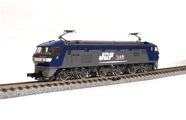 ◯TOMIX 92263 JR EF210 コンテナ列車セット「電球色」動力系 改善 改良 調整加工限定_画像4