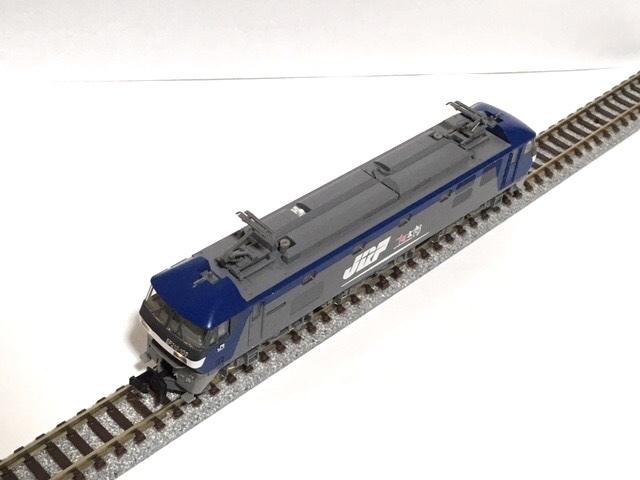 ◯TOMIX 92263 JR EF210 コンテナ列車セット「電球色」動力系 改善 改良 調整加工限定_画像5