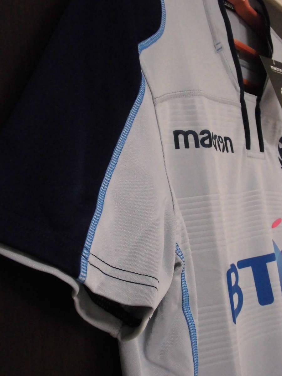海外S(166-171cm)★Scotland(スコットランド代表)2018/19 Alternate Replica Rugby Shirt(オルタネート レプリカラグビージャージ)★macron_画像5