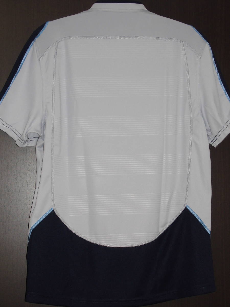 海外S(166-171cm)★Scotland(スコットランド代表)2018/19 Alternate Replica Rugby Shirt(オルタネート レプリカラグビージャージ)★macron_画像3