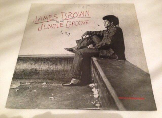JAMES BROWN - IN THE JUNGLE GROOVE 1986
