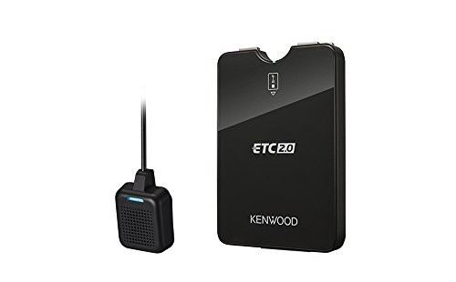 ケンウッド(KENWOOD) GPS付発話型ETC2.0車載器 ETC-S2000_画像1