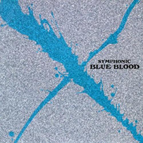 ※中古CD 東京アカデミー室内菅弦楽団(Xエックス)/SYMPHONIC BLUE BLOOD 1991年作品 YOSHIKI TOSHI PATA TAIJI HIDE ビクター_画像1