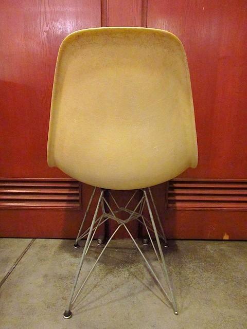ビンテージ50's★Herman Miller エッフェルベース FRPサイドシェルチェア 1st★200328f5-chr ハーマンミラーイームズ椅子家具初期_画像3