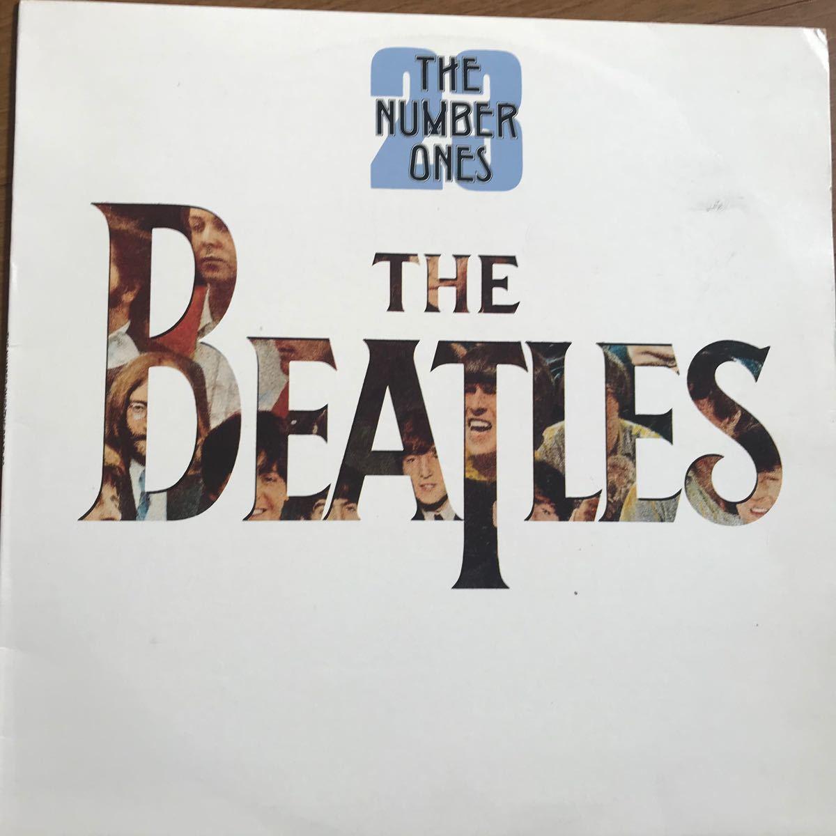 ビートルズ Beatles THE NUMBER ONES オーストラリア盤