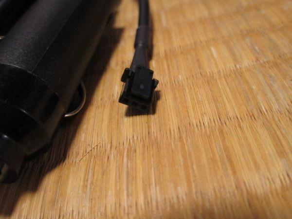 ▲コムテック ドライブレコーダー(HDR852G)用 シガープラグコード シガーソケット電源 新品未使用_画像4