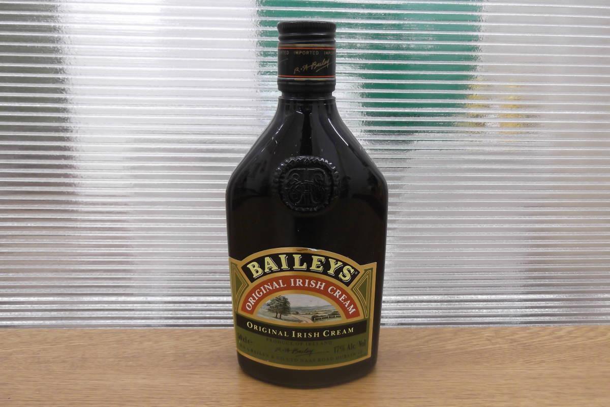 【6318】BAILEYS ベイリーズ オリジナル アイリッシュ クリーム リキュール アルコール お酒 飲料 インテリア コレクション_画像1