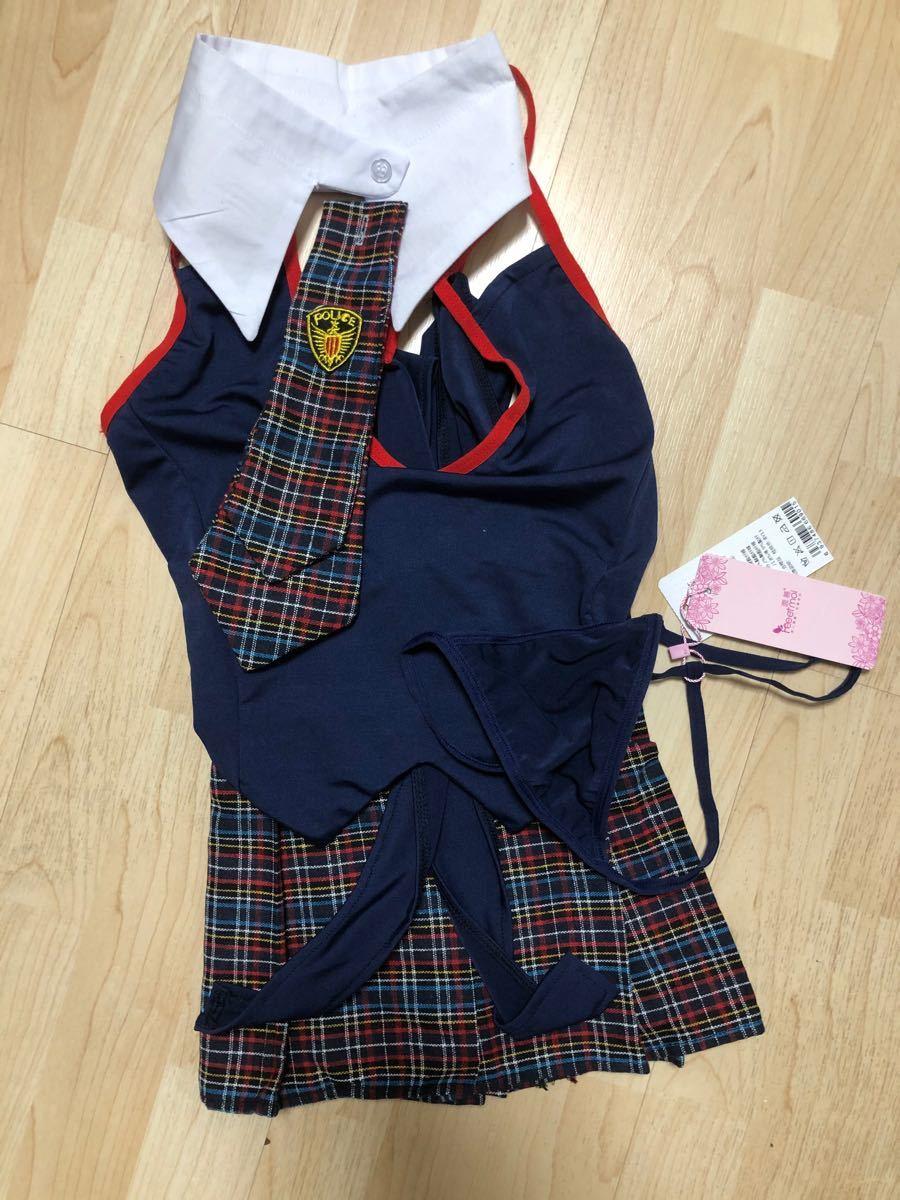 コスプレ衣装 WCCF トップス セーラー服コスプレ 衣装セット エロ可愛い下着
