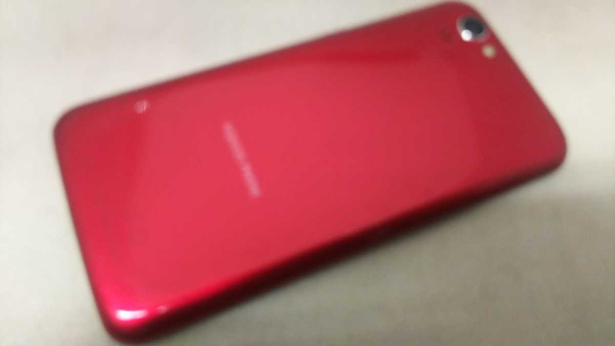 docomo Xi AQUOS PHONE SH-01F #1 SHARP スマートフォン 簡易動作確認&簡易清掃&初期化OK 判定○_画像3