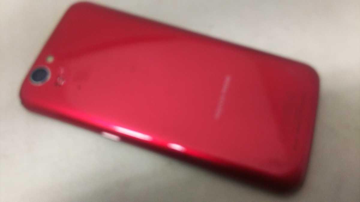 docomo Xi AQUOS PHONE SH-01F #1 SHARP スマートフォン 簡易動作確認&簡易清掃&初期化OK 判定○_画像4