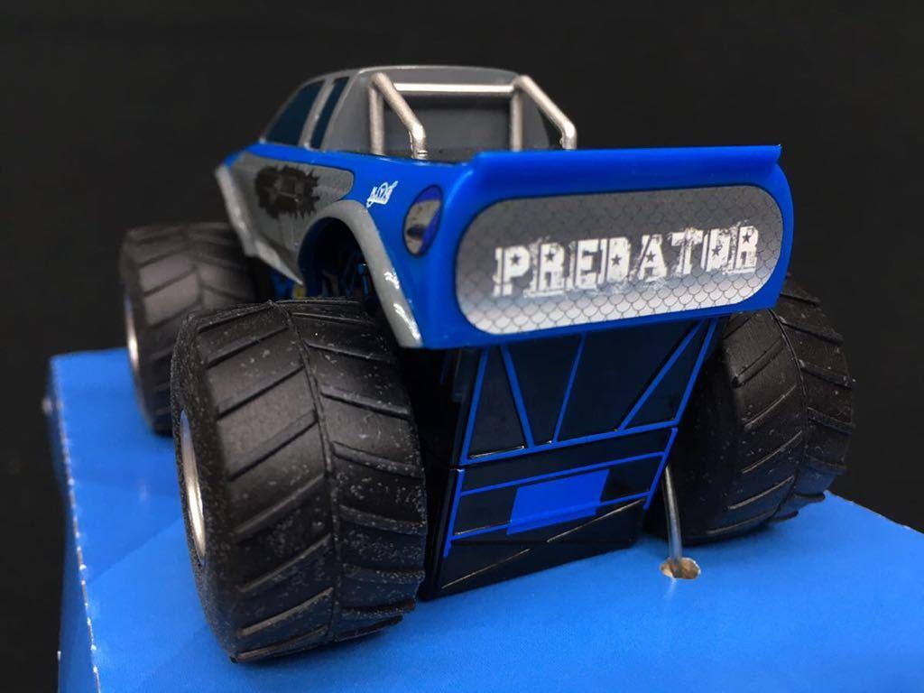 Scalextric スケーレックストリック 1/32 スロットカー TEAM MONSTER TRUCK 'PREDATOR' モンスタートラック C3835★即決OK 送料無料!!★