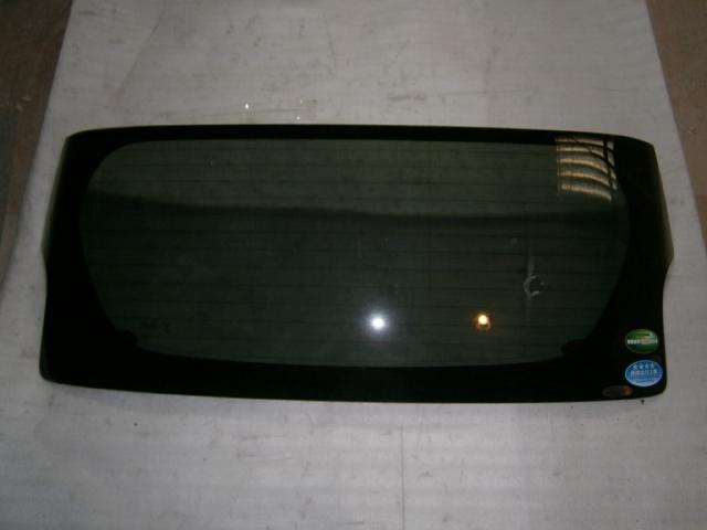 スズキ スペーシア MH42S 純正 バックドアガラス プライバシー リアゲートガラス_画像1
