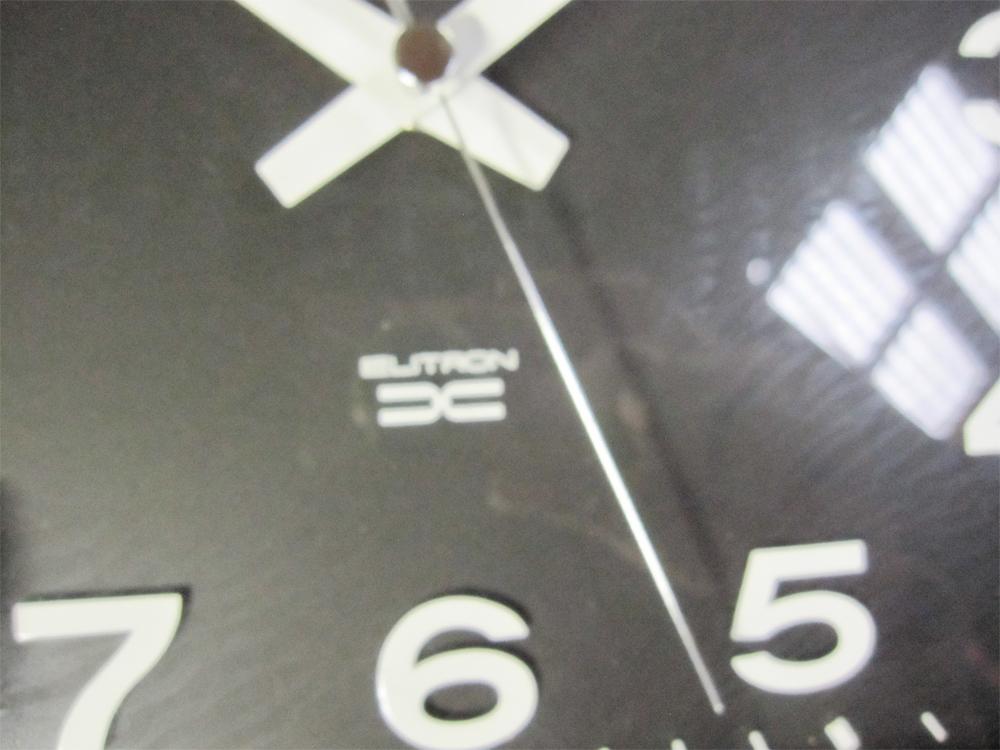 新品未使用ストック品! 定価6,300円 昭和レトロ CITIZEN シチズン エリトロン 電子クロック EK-178 稼動品 品番0203-89_画像5