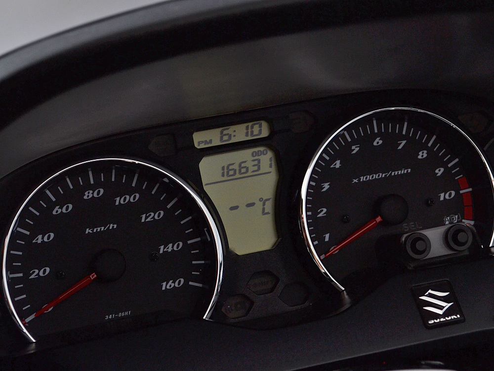 売り切り スカイウェイブ250 typeM 2014年モデル CJ45A 最终型 走行距离16,631km 绮丽