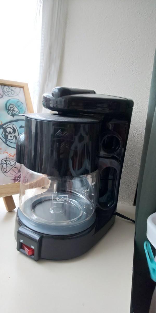 メリタ・コーヒーメーカー