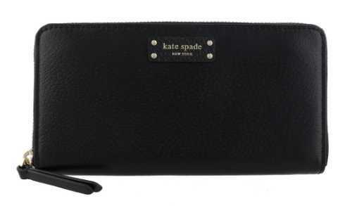 ★2020★ケイトスペード★KATE SPADE 長財布★ジッピーウォレット WLRU5586/ブラック/黒